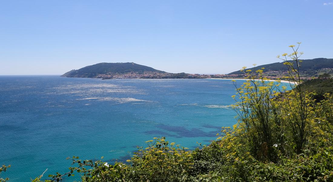 """Vandring I Spanien: Galicien – Santiago – Finis Terra El Camino – """"Vejen Og Målet"""". Prisen Er Et Depositum."""