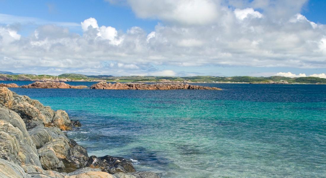 """Vandring I Skotland: Verdens ældste Sted Iona – """"I Pagt Med Naturen"""". Prisen Er Et Depositum."""