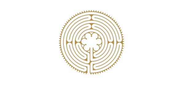 Labyrinten I Chartres