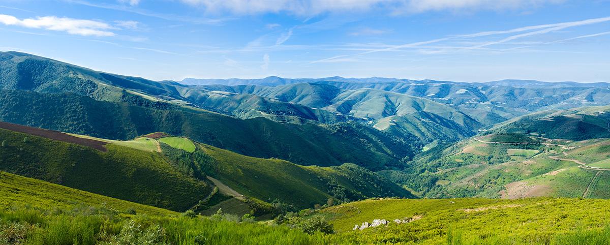 "Vandring I Spanien, El Camino: León – Galicien ""León Til O Cebreiro"""