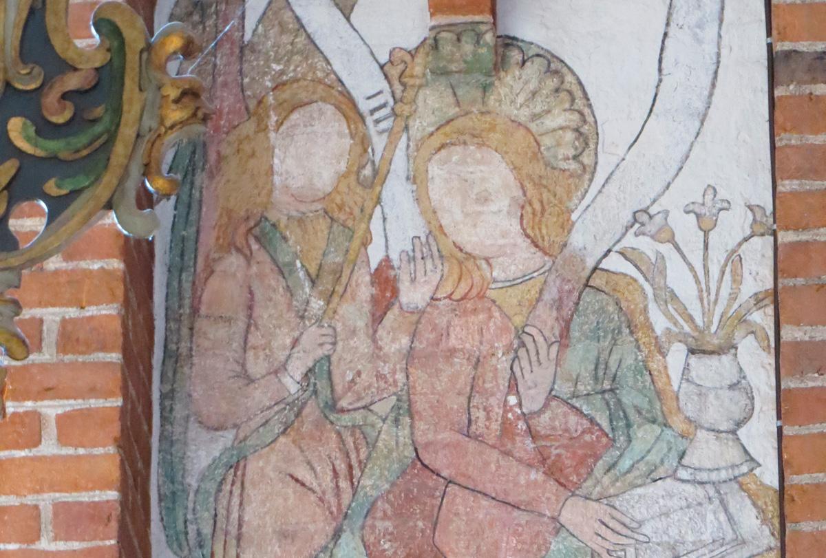 """Danmark Klosterophold – """"De To Maria'er"""""""